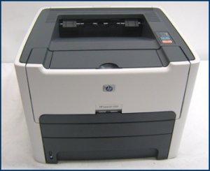 HP LaserJet 1320 22ppm Laser Printer Q5927A