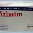 Verbatim Canon FX8 Fax Cartridge LaserClass 95433 NEW