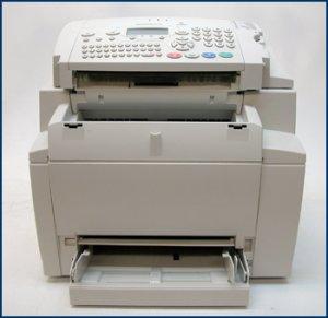 Xerox FaxCentre F116 Printer Fax Copy Scan F116MB