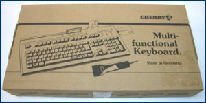 Cherry Electrical Keyboard 3TRK MSR G81-8000LPAUS-0
