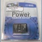Delkin Li-Ion Canon PowerShot SD100 Battery DD/NB3L NEW