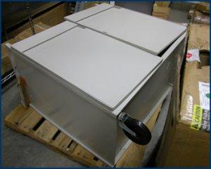 Bretford Mobile Laptop Storage Cart 15 LAPTG15ESA-GM
