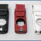Belkin iPod Shuffle Leather Case 3 pack F8Z017 NEW
