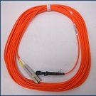 Cable to Go Fiber Optic MMF LC-ST Patch Cable 10m 33168
