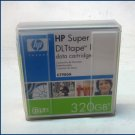 HP SDLT Super DLT Tape 320GB Cartridge C7980A