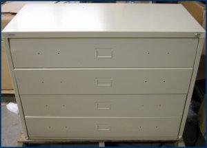 Safco Computer Disk Data Cabinet 4930PT