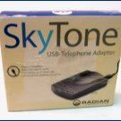 Radian Skytone USB VoIP Telephone Adapter RST301