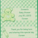 Personalized Baby Shower Hershey 1.55 oz Candy Wrappers Free Shipping
