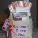 Grandma Diaper  Bag Free Shipping