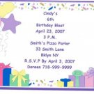 Celebration Party Invitation Personalized Free Shipping