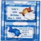 Birthday Hershey 1.55 oz Free Shipping