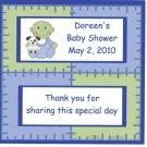 Baby Shower Personalized Hershey 1.55 Wrapper Free Ship