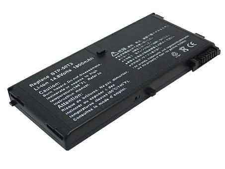 Acer TravelMate 372TC Laptop Battery 1800mAh