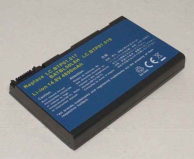 Acer Aspire 9815WKMi Laptop Battery