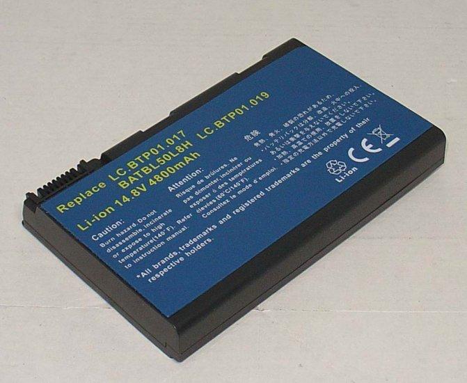 Acer Aspire 9815WKHib Laptop Battery