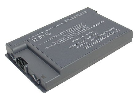 Acer Ferrari 3000WLMi Laptop Battery 4000mAh
