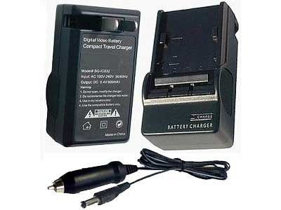 Panasonic Lumix DMC-FS35V Battery Charger