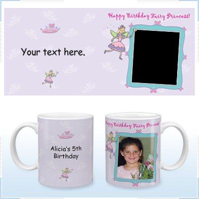 11oz White Ceramic Mug - Birthday Girl