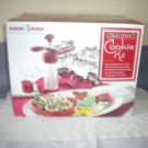 NORDIC WARE International Holiday Cookie Kit NEW in Box