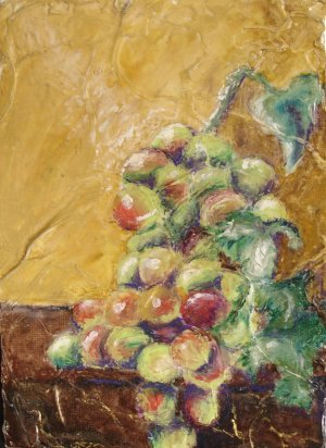Provencial Grapes