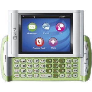 QuickFire GTX75G Green, Unlocked Cell Phone, Touch Screen