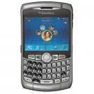 BlackBerry Curve 8320 Unlocked Cell Phone, Silver, Smartphone - QWERTY, Wi-Fi, 2MP Camera