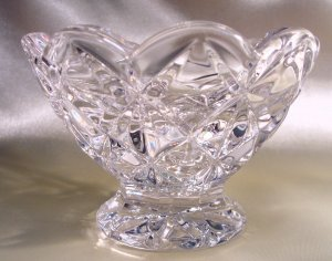 Marquis by Waterford Lead Crystal Candleholder made for Amway