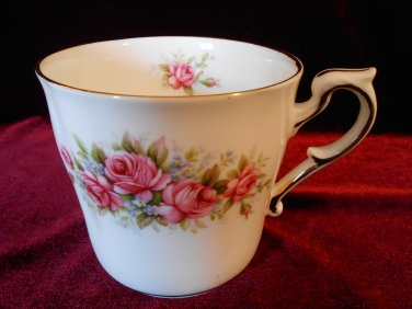 Paragon Tea Cip Flower Festival Pattern Stoke-On-Trent England