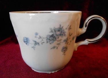 Tea Cup Johann Haviland Bavaria Germany Blue Garland