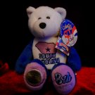 Limited Treasures #8 in the Collection South Carolina 50 State Plush Coin Bear
