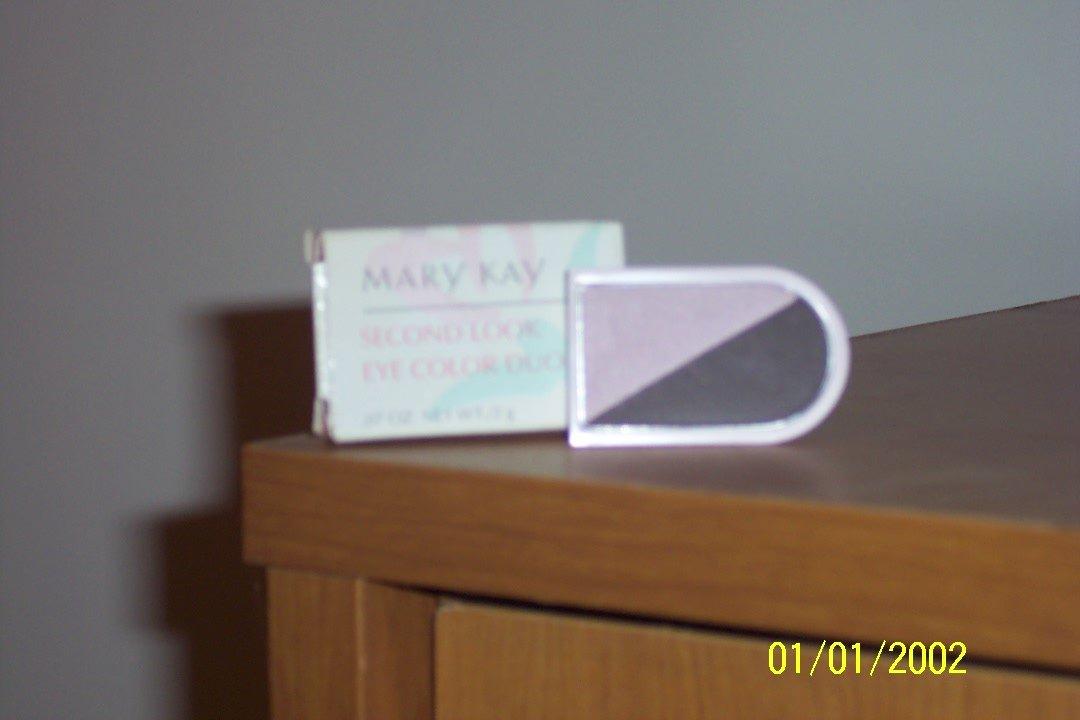 Mary Kay Powder Perfect Eye Color Parisian Purple - NIB Vintage
