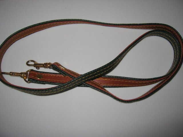 SOLD #34 - COACH OR DOONEY&BOURKE REPLACEMENT STRAP WITH SNAP HOOKS purse bag women's accessory