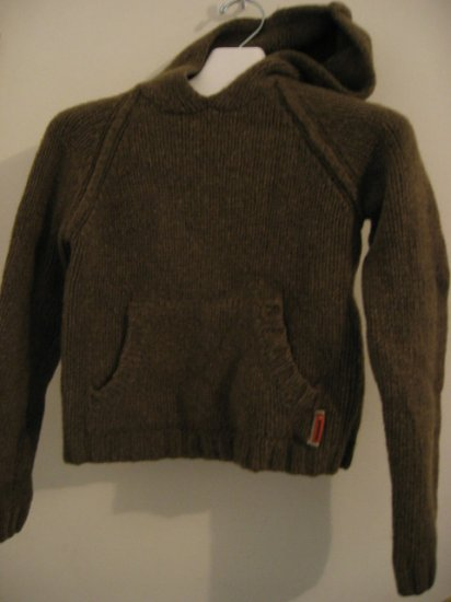 CLOTHING SWEATER CLOTHES SWEATER A&F abercrombie wool green s girls