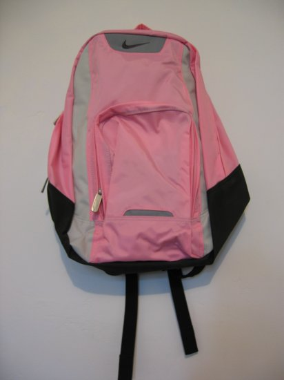 SOLD - NIKE BACKPACK SPORTING RUNNING MOUNTAIN CLIMBING GEAR SPORTS ATHLETIC WOMEN'S BAG ACCESSORY