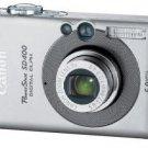CANON POWERSHOT SD400 5.0MP DIGITAL ELPH CAMERA ixus photo electronic photography art