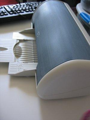 HP HEWLETT PACKARD DESKTOP computer PRINTER DESKJET 3745 electronics