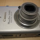 CANON DIGITAL CAMERA ELPH S400 powershot ixus photo electronic 4.0 MP #2