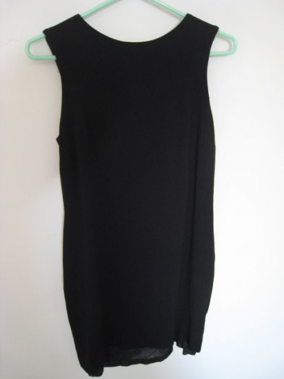 BEBE BLACK DRESS small sz 6 COCKTAIL SMOOTH SEXY WOMEN'S CLOTHES SHORT SKIRT women's clothing