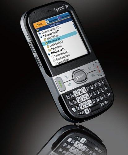 NEW SPRINT PALM CENTRO BLACK PDA PHONE NO CONTRACT TREO cdma cell