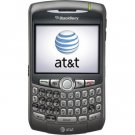NEW BLACKBERRY CURVE 8310 GSM PHONE CINGULAR AT&T TITANIUM cell phone electronics