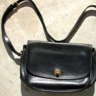 AUTHENTIC nice black COACH city bag LEGACY TURNLOCK WOMEN'S PURSE BAG HANDBAG GENUINE LEATHER