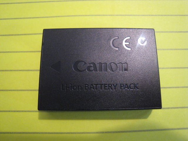NB-3L CANON OEM original BATTERY SD550 DIGITAL CAMERA ELECTRONICS POWESHOT ELPH SD110 SD100 SD20