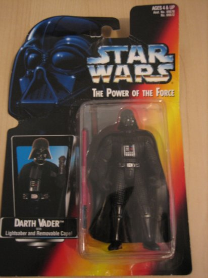 DARTH VADER LIGHTSABER red STAR WARS TOY KIDS COLLECTOR'S ITEM DECORATIVE FIGURINE COLLECTIBLE