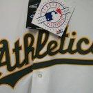 JASON KENDALL JERSEY #18 OAKLAND A'S ATHLETICS LRG $90 L Large baseball men's clothing