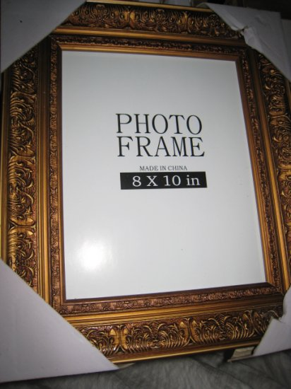 C PICTURE PHOTO ART certificate FRAME HOME DECOR 8X10 WOODEN PAINTING