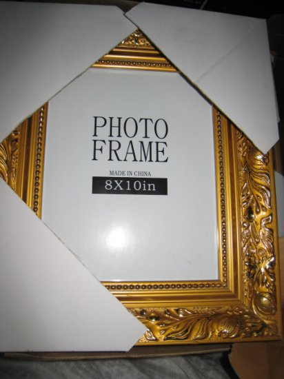 K PICTURE PHOTO ART certificate FRAME HOME DECOR 8X10 WOODEN PAINTING