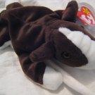 #15 spuds mackenzie dog BEANIE BABY DOLL STUFF ANIMAL TOY KIDS CHILDREN HOME GIFT BIRTHDAY