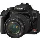 Canon EOS Digital Rebel XTI BLACK SLR Camera 18-55 electronics 10.1 MP