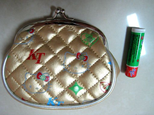 HELLO KITTY gold clutch PURSE RHINESTONE BLING WOMEN'S ACCESSORY