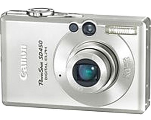 Canon PowerShot SD450 Digital ELPH 5.0 Megapixel digital camera photo electronic